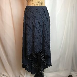 Willow & Clay Lace High Low Skirt